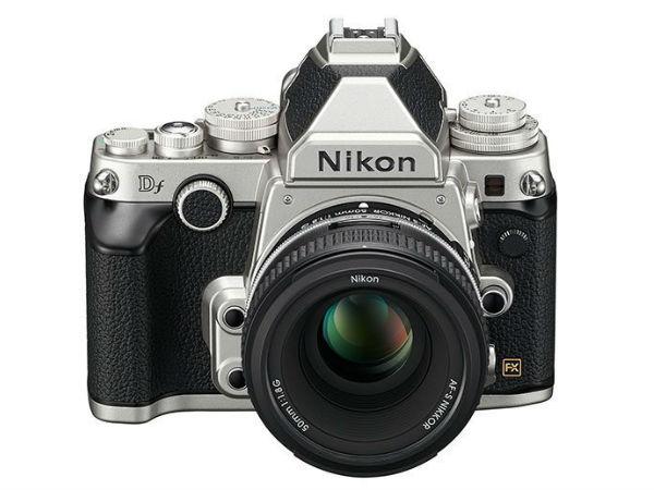 Nikon Df 外觀流出,快門/感光度 /曝光補償轉盤超復古