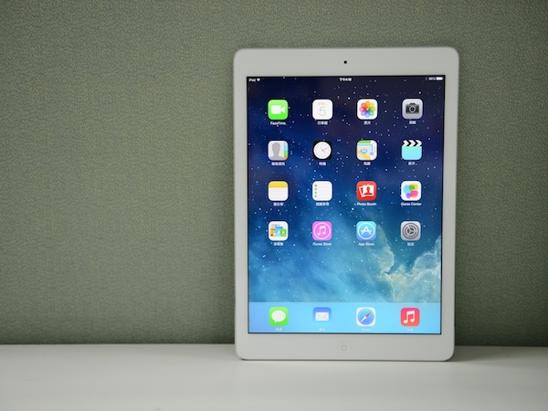 iPad Air 評測:輕如空氣,快如閃電