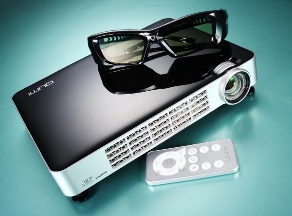 Vivitek Qumi Q7:3D劇院級微型投影機 | T客邦