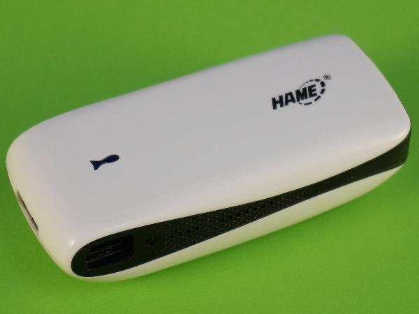 Hame SPR-A2 3G 行動電源無線儲存路由器:充電、上網、影音分享功能一應俱全
