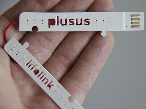 折疊 式USB 充電線 LifeLink ,讓充電線隨身帶著走