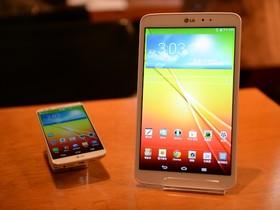單手掌握 Full HD,LG G Tablet 8.3 平板台灣上市