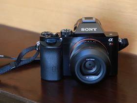 Sony A7R 評測:小體積、高畫質,最小最輕全片幅微單眼