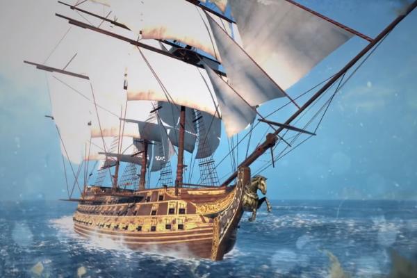 《刺客教條:海盜》App 征服加勒比海!iOS 與 Android 平台 12 月 5 日即將上架