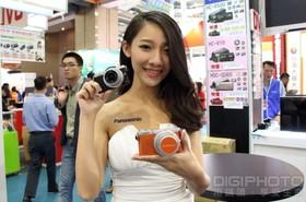 Panasonic 超迷你微單眼 GM1,資訊月在台亮相、售價 24,900 元