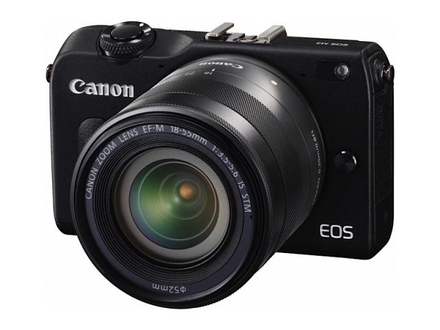 Canon EOS M2 發表:自動對焦再升級、新增Wi-Fi無線搖控