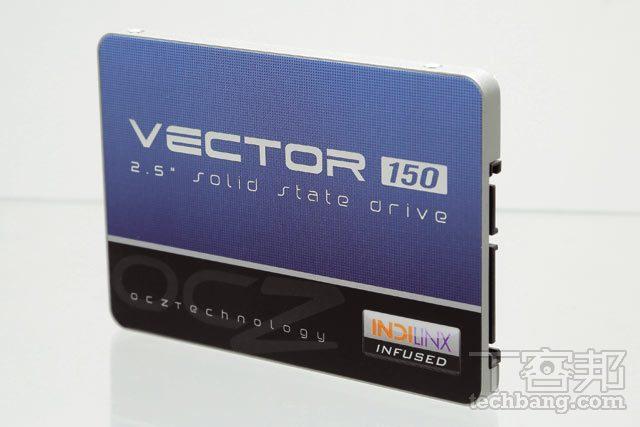 OCZ Vector 150 評測:新旗艦換裝 19nm 製程 Toggle 顆粒