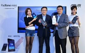 """華碩變形手機PadFone™ mini 4.3""""上市  一手掌握全民需求 4.3吋手機<->7吋平板、四核心雙卡雙待、最強PixelMaster相機 台灣大哥大搶先開賣"""