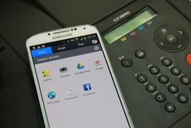 Samsung Mobile Print 試用報告:行動裝置隨身帶,文件、相片、網頁、雲端通通印