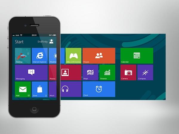 傳 Windows Phone 9 不再採用 Metro 動態磚介面