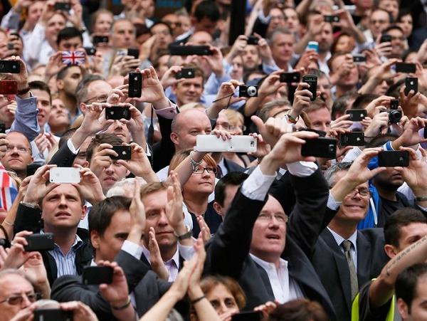 手機攝影興起,毀了攝影師還是攝影藝術? | T客邦