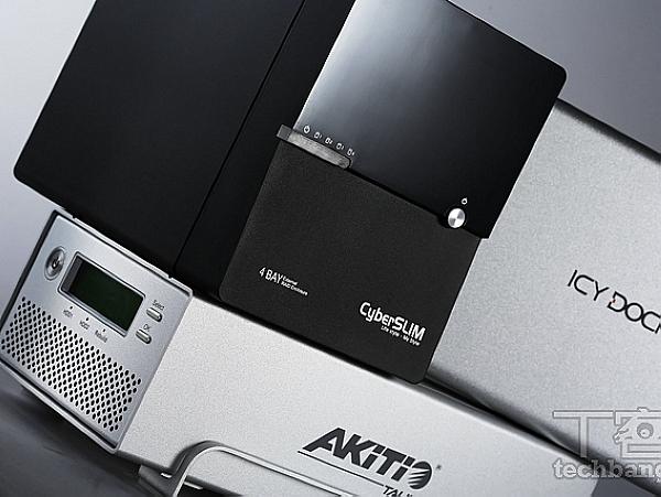 動手組裝多碟 RAID 外接盒(中):9款平實價位 U3S6 介面 RAID 外接盒