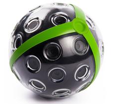 球型相機 Panono 開放預購,拋向天空拍攝 360 度全景照片