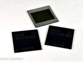 三星即將推出給行動裝置使用的 4GB 記憶體,將會用在手機以及平板上