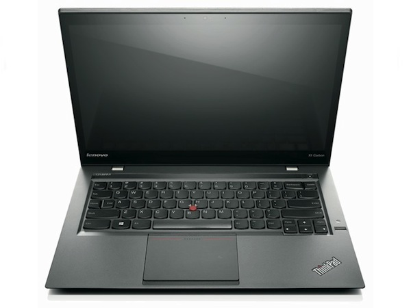 Lenovo ThinkPad X1 Carbon 2014 帶來新鍵盤體驗