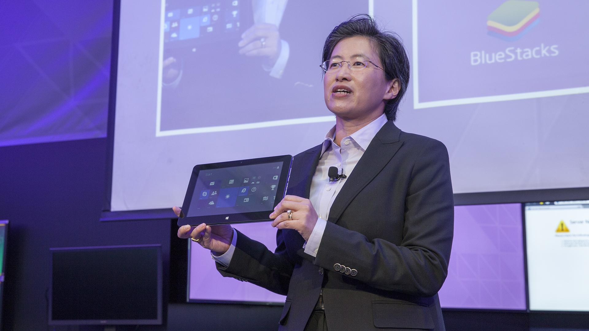 AMD於2014年國際消費電子展 展出極具革命性的視覺與音效饗宴