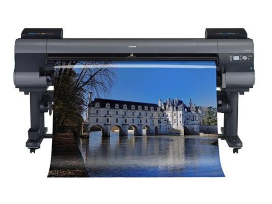 Canon最新數位輸出設備 有效拓展產業市場 全新6款專業大圖輸出機種 提供專業色彩管理、穩定品質輸出
