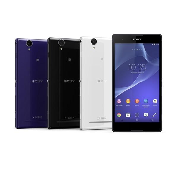 Sony推出 Xperia T2 Ultra 大螢幕智慧型手機,娛樂帶著走!