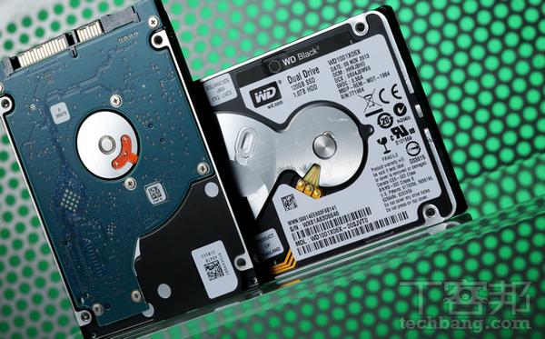 混合世代:SSD 替代方案,SSHD 固態混合與 Dual Drive 雙碟合一決鬥