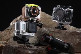 8 款運動攝影機評比,GoPro、Sony、BenQ、Garmin 特色介紹
