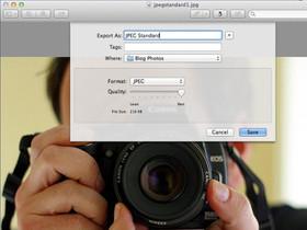 新型 9.1 版 JPEG 無損壓縮演算法,影像細膩度直逼 RAW 檔格式