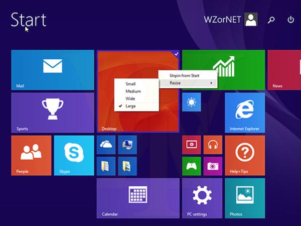 Windows 8.1 Update 1 將更新,終於知道如何關機