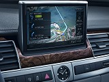 Google Earth 入侵 Audi A8