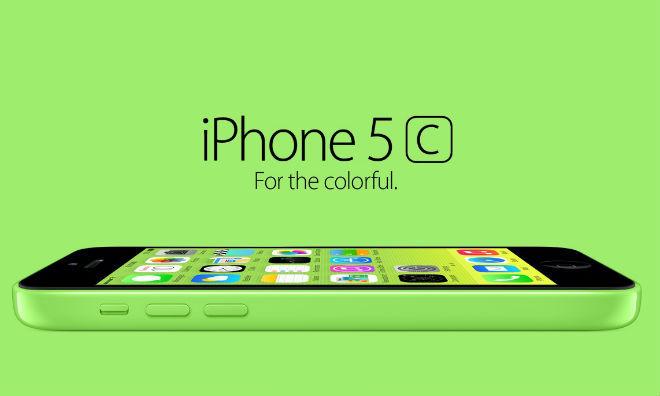 Tim Cook 承認 iPhone 5C 銷量不如預期
