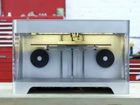 首款碳纖維3D印表機面世,做出來的產品強度是鋼材的兩倍