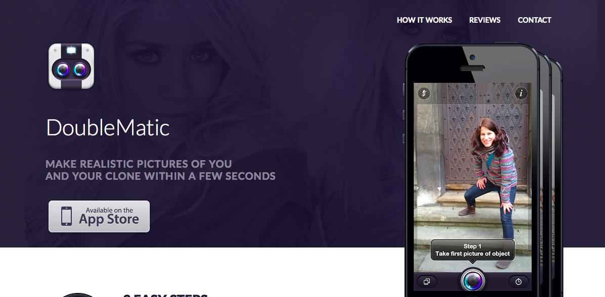 分身有術,DoubleMatic 三步讓你輕鬆在照片中玩分身