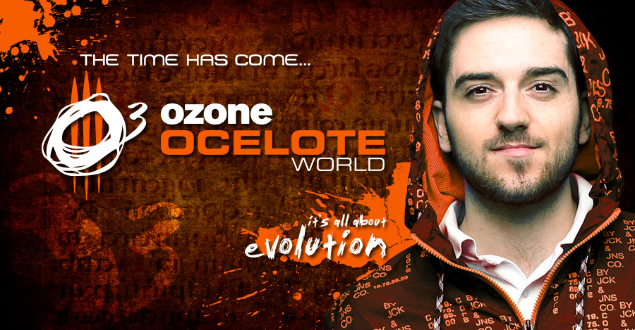 Ozone Gaming 與 oceloteWorld 攜手出征