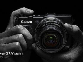 Canon PowerShot G1 X Mark II 發表:專業隨身機也能玩自拍、 Wi-Fi 分享