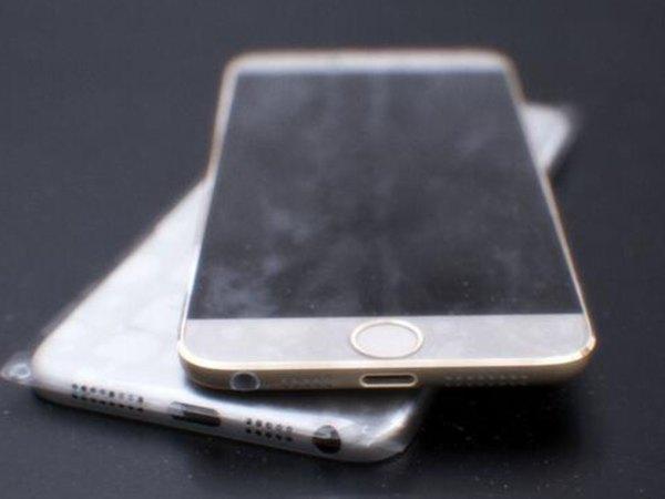 外型神似 iPod touch,這就是 iPhone 6 的長相?