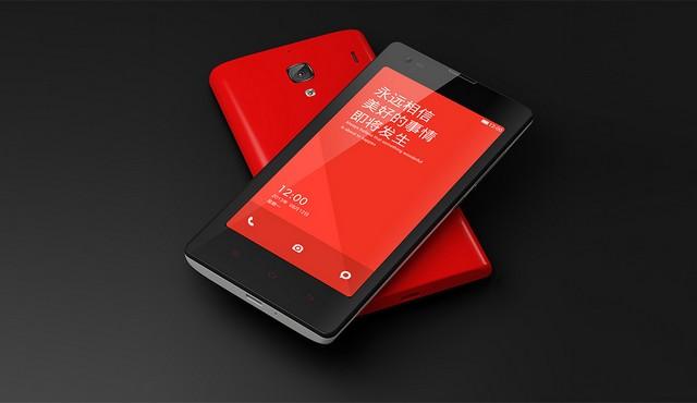 紅米手機1S新登場,小米手機3預計20日登台