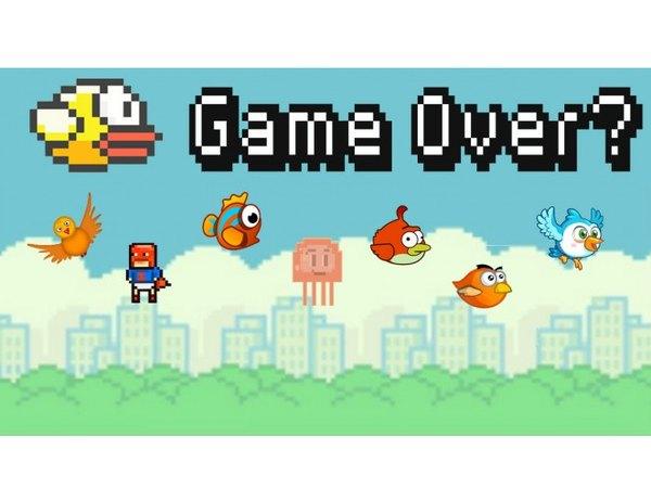 山寨版 Flappy Bird 大舉入侵,Apple 與 Google 將要求更名以避免混淆