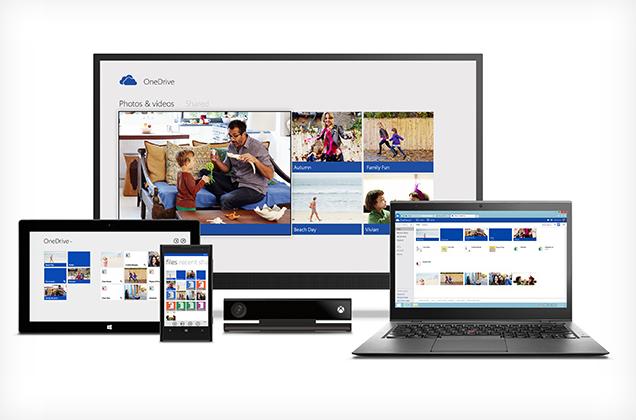 微軟 OneDrive 雲端服務上線,拉新朋友增加容量、Android 版加入照片自動備份功能