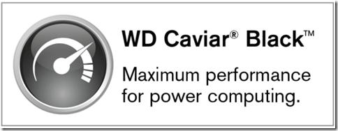 WD發表效能級1TB硬碟「Caviar Black」