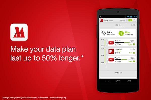 提升 50% 手機 3G 上網使用量:Opera Max App 免費壓縮技術省流量登場 | T客邦