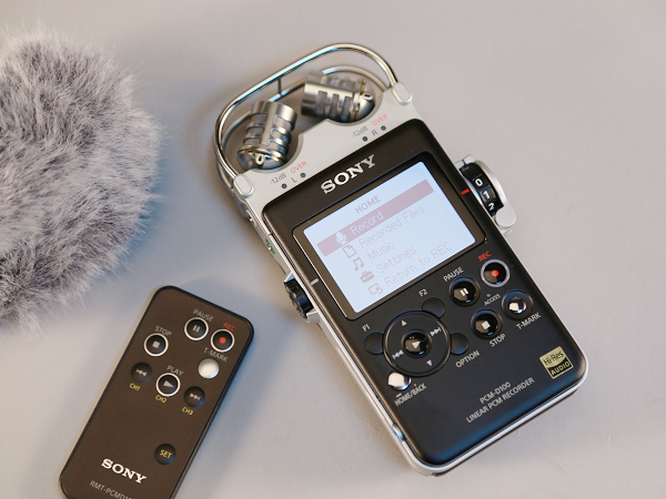 霸氣外觀 Sony PCM-D100 專業錄音機動手錄:新增 DSD 錄音,PCM 錄音提昇為 24bit/192kHz