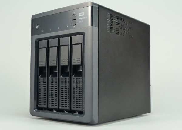 WD 4bay NAS新作,WD My Cloud EX4評測