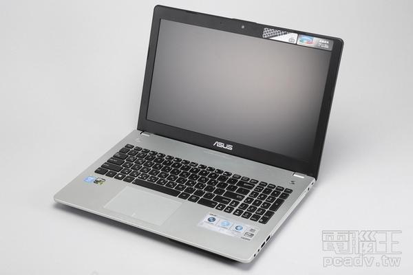 Asus N56JR 評測: Full HD 影音旗艦型筆電