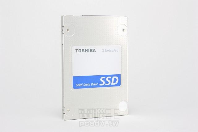 Toshiba Q Series Pro SSD,512GB 大容量高性價比固態硬碟實測