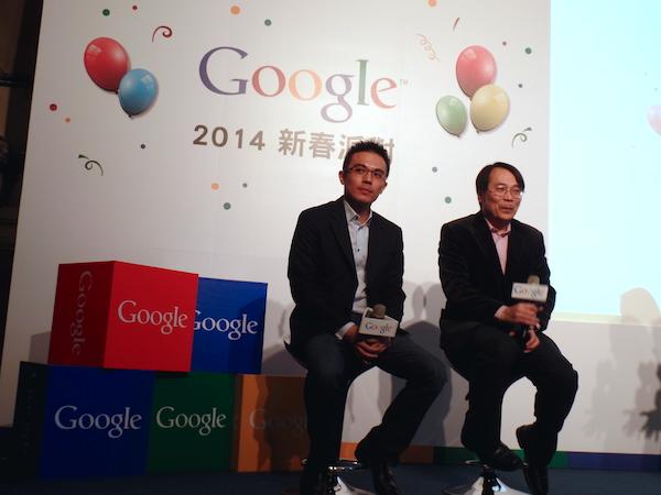 Google 台灣 2014年在台大規模徵才,開出三位數職缺數