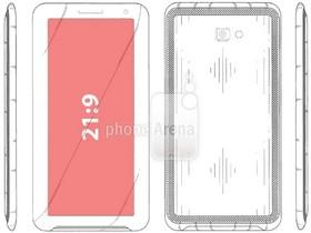 手機也要超寬螢幕?Samsung 取得螢幕比例 21:9 手機專利