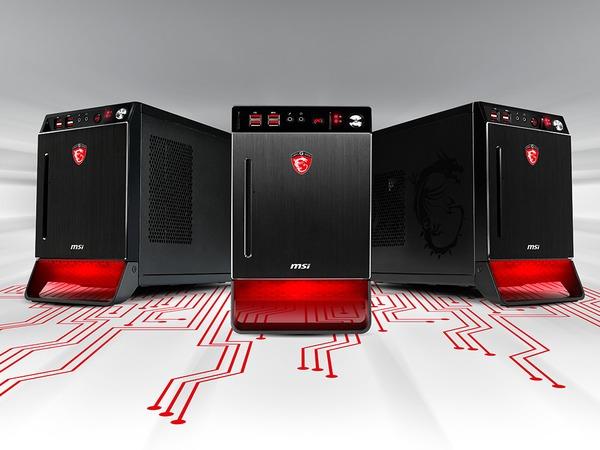 高效能 Mini-ITX 主機,微星電競準系統「闇夜之刃(Nightblade)」正式發表