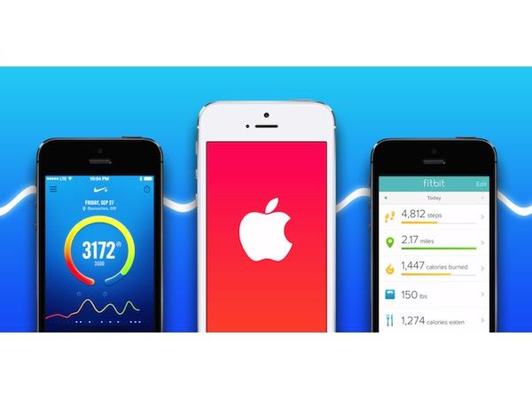 iOS 8 核心軟體,Healthbook 曝光搶先看