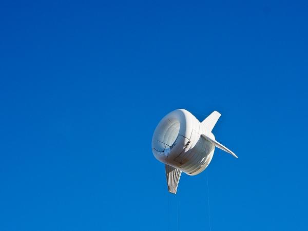 300公尺:Altaeros 將打破風力發電機飛行高度世界紀錄