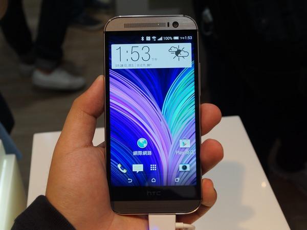 四大電信業者相挺,HTC One M8 正式在台販售,北中南體驗活動開跑