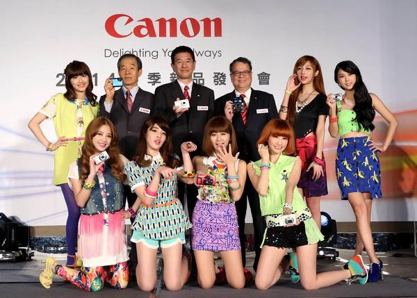 Canon八款數位相機春季新品亮眼登場!高畫質類單眼機皇、手機遙控拍攝隨身機橫掃全台!