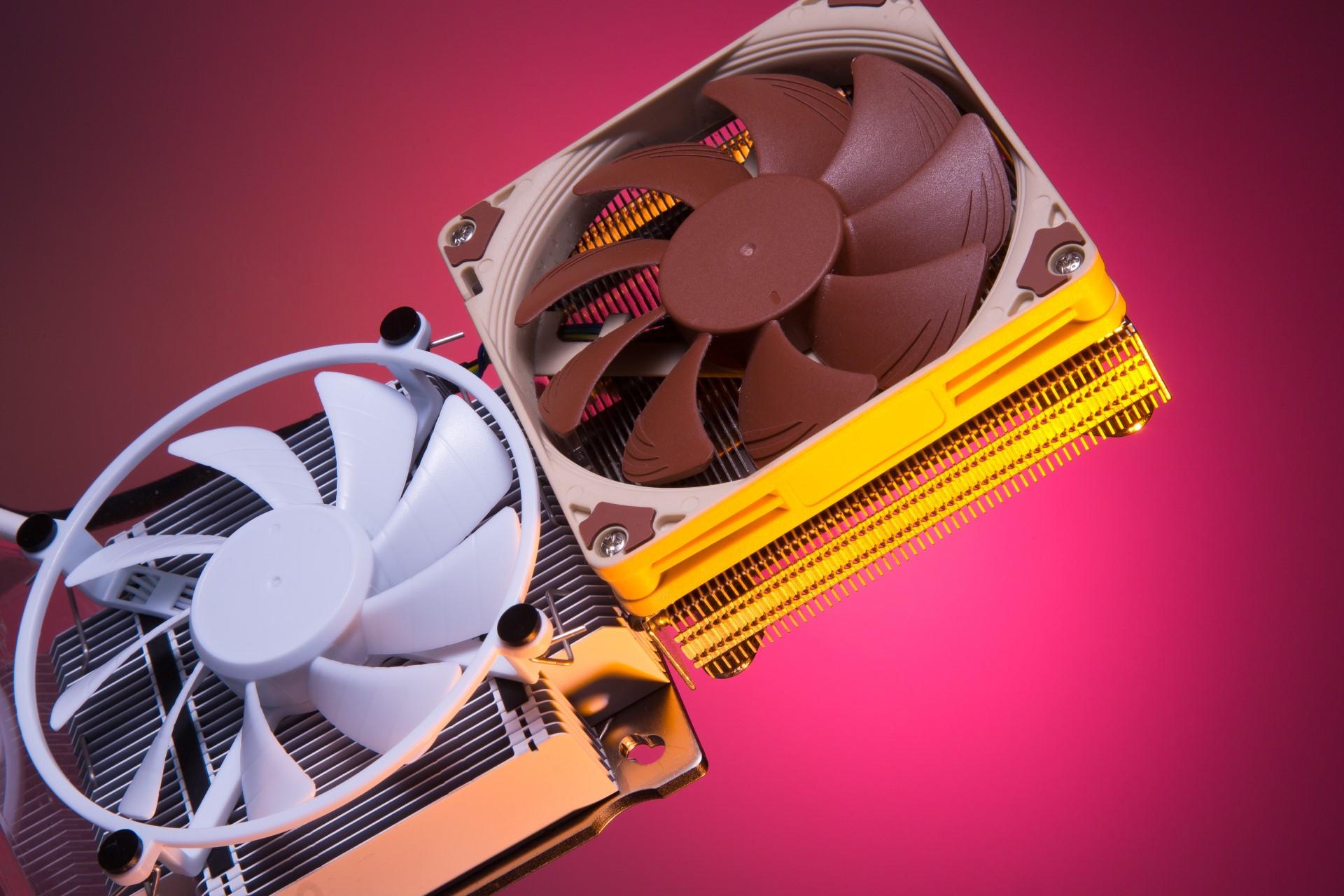 小塔世代,迷你CPU散熱器:搭配Mini-ITX機殼,小塔要巧也要涼